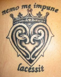 Scottish Luckenbooth tat ideas
