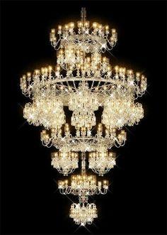 Gorgeous Baccarat Chandelier Baccarat Chandelier, Wine Bottle Chandelier, Art Deco Chandelier, Baccarat Crystal, Candle Chandelier, Antique Chandelier, Chandelier Lighting, Elegant Chandeliers, Beautiful Lights