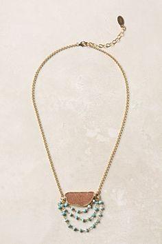 Really pretty handmade necklace by Mickey Lynn.