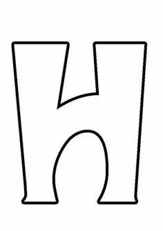 фигурные буквы, найти раскраски, буква Н, носорогог, носок