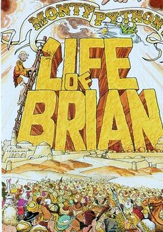 William Stout - Monty Python's life of Brian - Movie Poster  #28 by Jimmy Tyler, via Flickr
