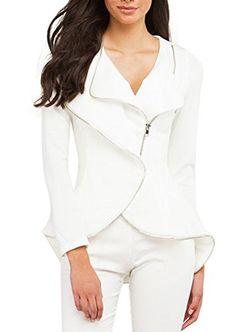 YUNY Women Warm Velvet Long-Sleeve Open-Front Lapel Mid Long Coat Jacket Pattern1 XS