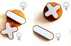 Questi prototipi sono stati realizzati in occasione dell'esposizione del progetto LIVING UNIT alla MILANO DESIGN WEEK 2017. Consistono in piccole plafoniere portatili dal design iconico ed ergonomico.