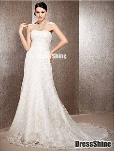 Wedding Dress Lace Wedding Dress