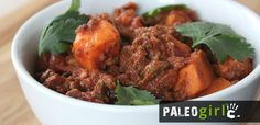 Bison Sweet Potato Chili – fastPaleo