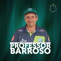 """Peça e texto: """"O professor está com uma estrela, ein? No comando da terceira vitória consecutiva no #Mineiro."""""""