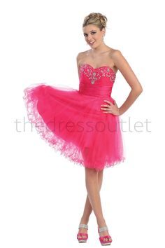Short Formal Cocktail Homecoming Sassy Prom Dress