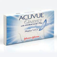 0e2bfc7914848 Lentes de Contato Acuvue Oasys com Hydraclear Plus