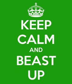 KEEP CALM AND BEAST UP... Beauty & the Beast on CW