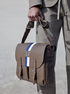 Male Fashion Trends: Louis Vuitton Resort 2016 Collection