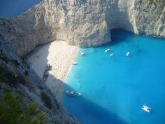 Zakynthos,Greece http://praktycznyprzewodnik.blogspot.com/2014/01/zakynthos-przewodnik-atrakcje-porady.html