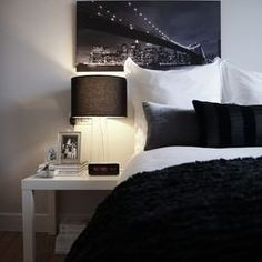 Neutral, masculine bedroom - contemporary - bedroom - other metros - Pablo Bouzada