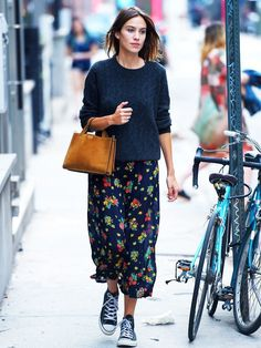 The 21 Steps to Dressing Just Like Alexa Chung via @WhoWhatWearUK