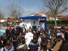 Inaugurazione presso Massa Lombarda #conami #massalombarda #casadellacqua
