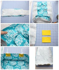 convertible bag step 6
