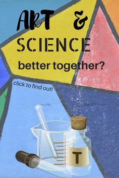 What happens when artists explore a science lab? Find out! #catchcurious