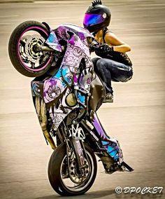 Mercenary+Garage+Dublin+STUNT+News+Smash+Stunts+Ashley+Lammela+Bike+Motorcycle.jpg (526×633)