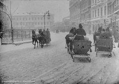 Iarna pe Calea Victoriei | Muzeul de Fotografie