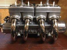 4 cylinder 2 stroke