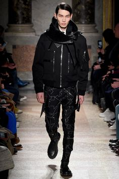 Les Hommes Fall 2017 Menswear Collection Photos - Vogue