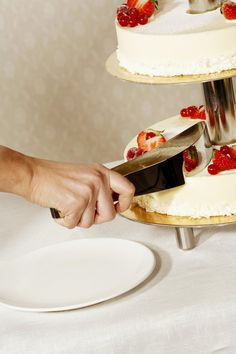 awesome Slice Your Cakes Without Measuring & Making A Huge Mess