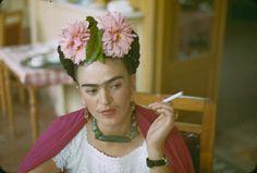 Because She Did: Frida Kahlo