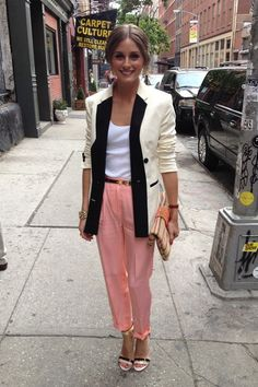 Olivia Palermo media gallery on Coolspotters. See photos, videos, and links of Olivia Palermo. Look Olivia Palermo, Estilo Olivia Palermo, Olivia Palermo Outfit, Fashion Mode, Look Fashion, Fashion Finder, Tomboy Fashion, Womens Fashion, Estilo Ny
