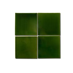 Another one of our favourites : Viuva Lamego Handglazed walltile 10x10 Verde T2