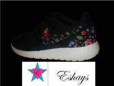 96929ff4f2671 Mini Black Pink Floral Print Roshes