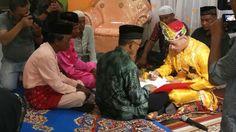 Gorontalo adat, my wedding