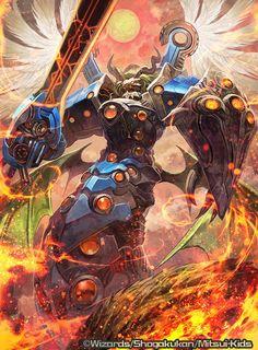 "Zeroth Dragon of Inferno Peak, Ultima ""Berserker"" Fire Dragon, Dragon Art, Fantasy Fiction, Fantasy Art, Fantasy Creatures, Mythical Creatures, Ultimate Dragon, Fantasy Beasts, Monster Cards"