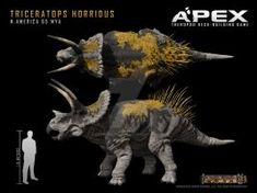 Triceratops Horridus by Herschel-Hoffmeyer