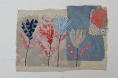 Fabric book : Mandy Pattullo