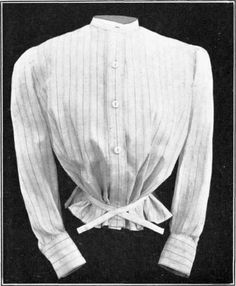 victorian shirtwaist - Google Search