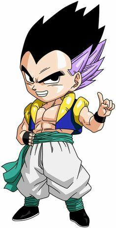 Chibi Dragon Ball Dragon Ball z Chibi Baby Chibi Goku, Chibi Anime, Manga Anime, Dragon Ball Image, Dragon Ball Gt, Goten Y Trunks, Majin, Chibi Kawaii, Akira