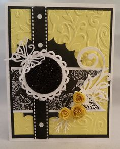 Spellbinders- Small Classic Inverted Scalloped Circles and Standard Circles Large                          Lacey Circles