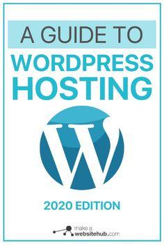A guide to WordPress hosting - Wordpress Premium Theme - Templates Wordpress For Beginners, Learn Wordpress, Wordpress Plugins, Blogging For Beginners, Wordpress Admin, Wordpress Free, Admin Login, Wordpress Theme Design, Blog Tips
