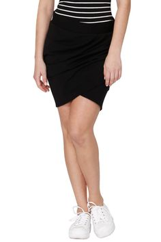 The perfect skirt for an everyday pleaser! A classic for all occasions, dress it up with a cute sheer top and some peep-toes or wear it casual with a t-shirt and sandals. A must-have for all closets.   Charlotte Skirt by Betty Basics. Clothing - Skirts - Midi Queensland, Australia