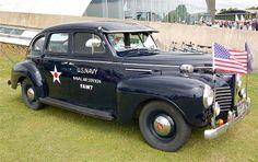 1940s Plymouth USN Staff Car