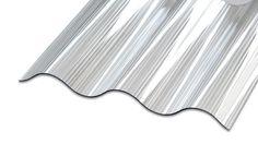 Polycarbonat - Wellplatte (Elefantenplatte)