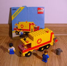 Vintage Lego, Lego City, Building Toys, Legos, Truck, Childhood, Memories, Clearance Toys, Lego