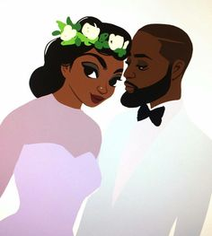 Super wedding pictures must have families awesome Ideas Black Love Art, Black Girl Art, My Black Is Beautiful, Black Girl Magic, Art Girl, African American Art, African Art, Par Ideal, Natural Hair Art