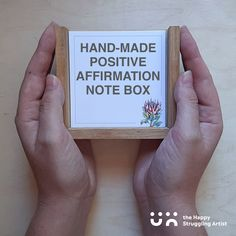 Because we are all so different, the soul food we crave is also unique. 🥰 Write what you need to hear or write something really special for a loved one (perfect for Valentine's or Mother's Day!)... This makes for a really thoughtful, personalised gift Hand-crafted using #recycled oak, including 15 blank, double-sided cards with proudly South African designs. 🛒 Order online! 🌍 World-wide shipping available. #positiveaffirmations #dailyinspiration Positive Affirmations, Positive Quotes, South African Design, Beautiful Notes, Personalized Gifts, Handmade Gifts, Soul Food, Daily Inspiration, Note Cards
