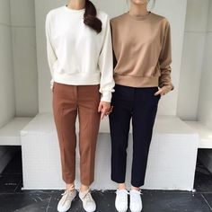 Trendy fashion casual outfits winter minimal chic Source by zerbird Moda Fashion, Trendy Fashion, Korean Fashion, Fashion Outfits, Fashion Clothes, Style Clothes, Dress Fashion, Fashion Ideas, Style Fashion