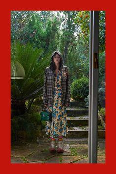 Gucci Pre-Fall 2018 Fashion Show Collection