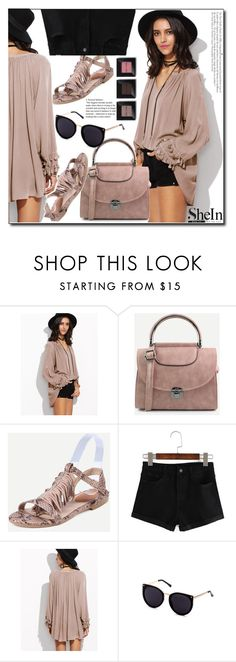 """Shein"" by jelena-880 ❤ liked on Polyvore featuring Bobbi Brown Cosmetics and Anja"