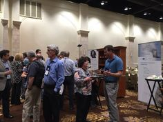 Roche Sequencing @RocheSequencing  Feb 12 Roche wine and cheese reception at #AGBT16