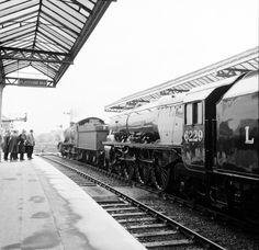 Mangotsfield Station.