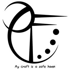"""My craft is a safe haven"" sigil @trentitoburrito Sigil requests are closed."