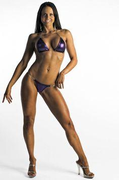 We talk to NPC Bikini Competitor Justine Moore